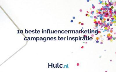 De 10 beste influencer marketing campagnes ter inspiratie
